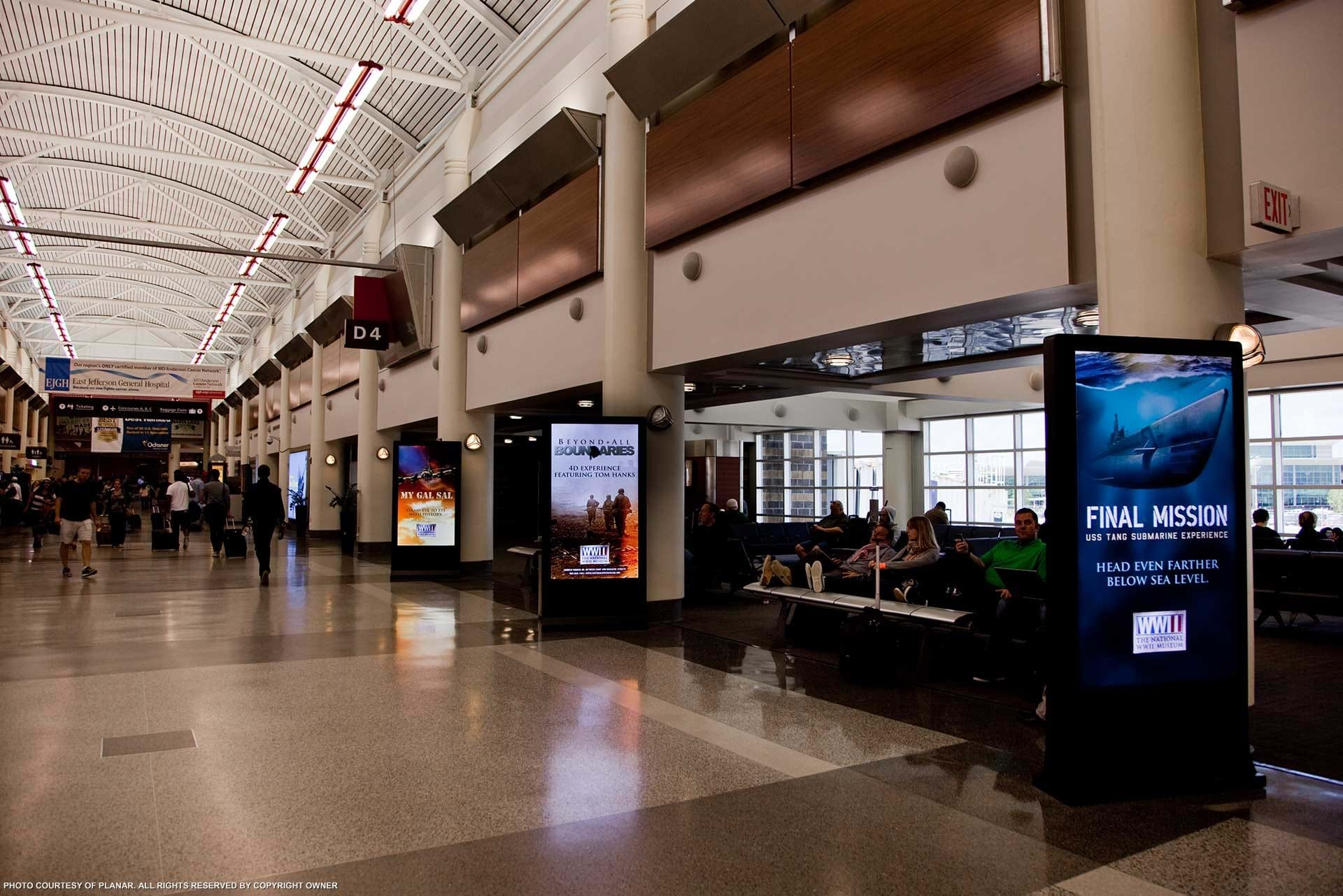 New Orleans Airport Image
