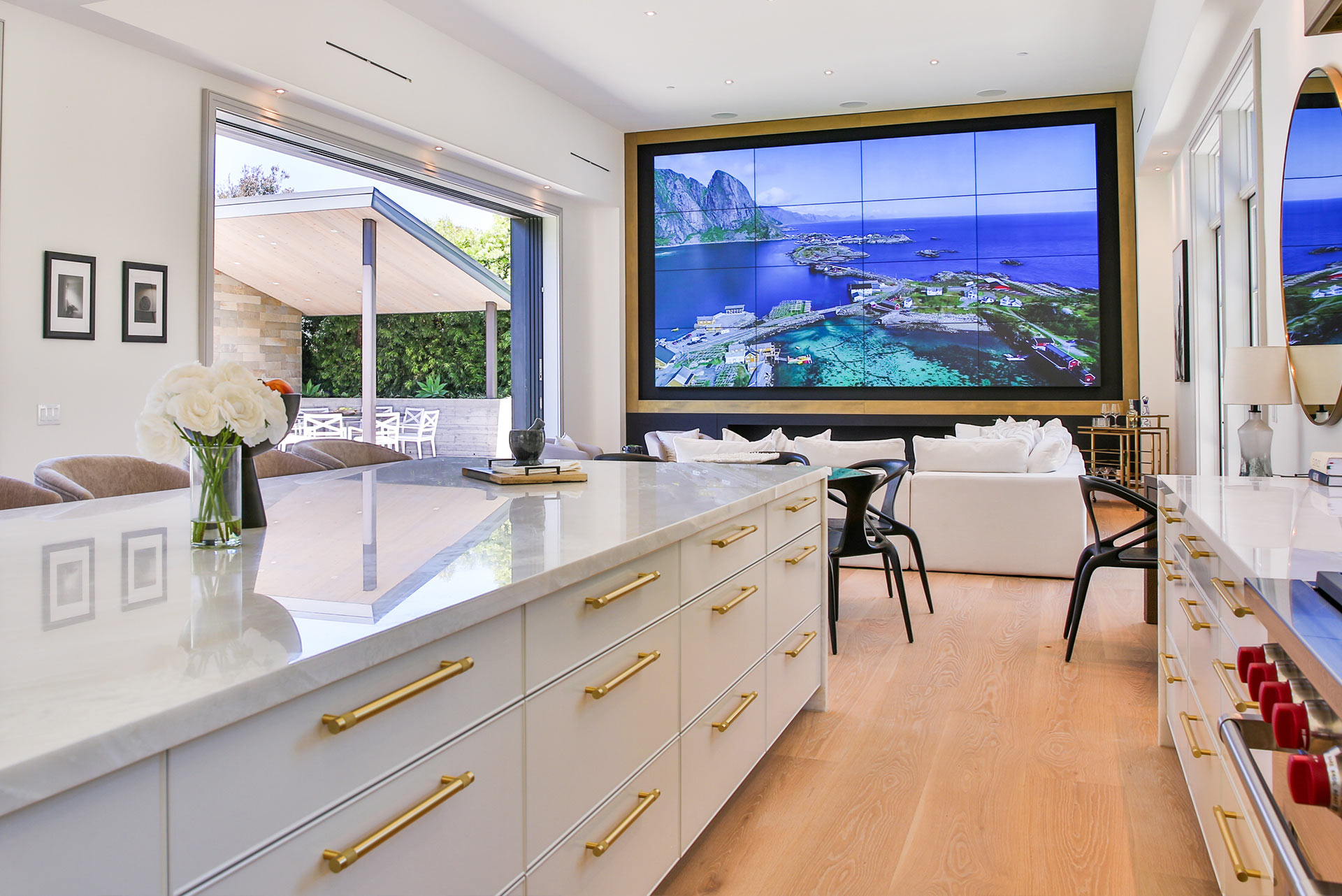 Pacific Palisades Residence Image